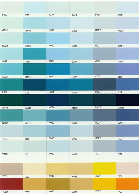 custom paint color custom paint color chart twangled