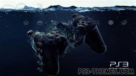 themes ps3 hd dynamic ps3 themes 187 time to panic dynamic static theme