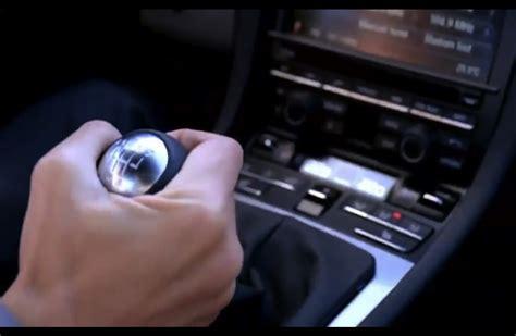 porsche instructions video 2012 991 porsche 911 seven speed manual explained