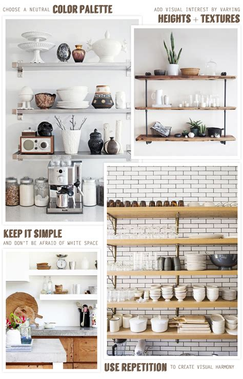 kitchen open shelving the best inspiration tips the inspired warm hot chocolate design crafts photography life part 2