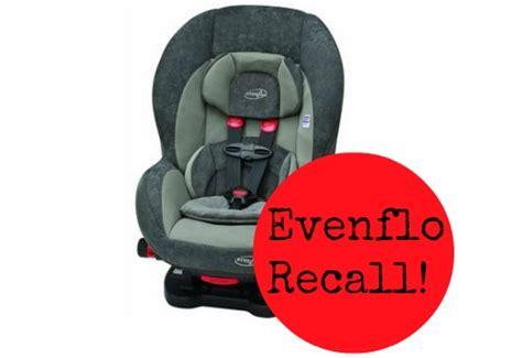 evenflo car seat expiration date evenflo recall 2014 1 4 million car seats recalled