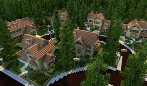 Where Can I Find Blueprints For My House Greenville Idyllic Village For Download Map Schematics