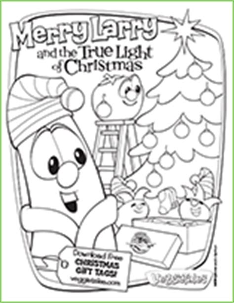 coloring pages for operation christmas child pack a shoebox with veggietales