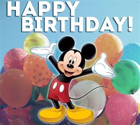 Mickey Mouse Happy Birthday Wishes 43 Best Birthday Disney Images On Pinterest Birthday