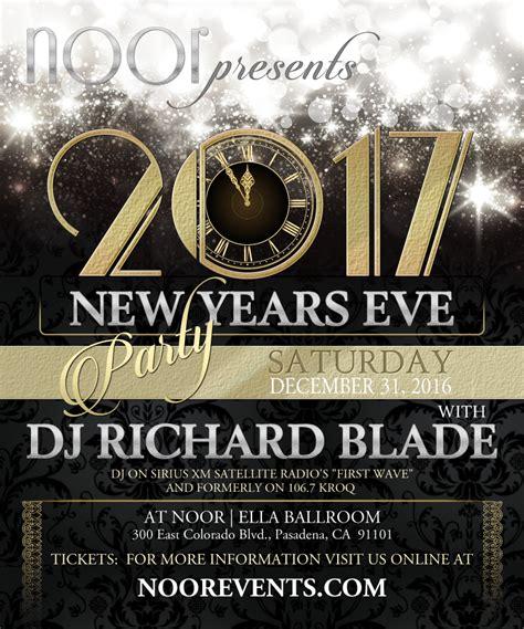 new year events 2016 noor s new years 2017 with dj richard blade noor
