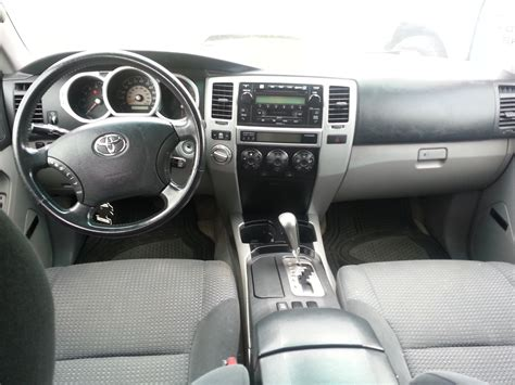 2003 Toyota 4runner Interior by 2003 Toyota 4runner Pictures Cargurus