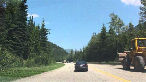 drive bc a drive from vancouver bc to calgary ab youtube