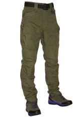 Celana Tactical Panjang Hijau Army jual celana pria terlengkap murah lazada co id