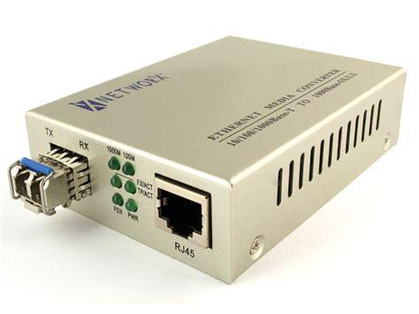 10 Gigabit Ethernet Fiber Optic Cable by Gigabit Fiber Media Converter Utp To 1000base Lx Lc
