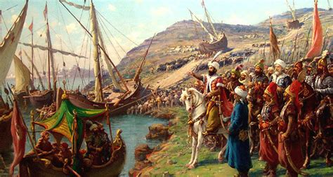 the ottoman conquest of constantinople sultan mehmed ii the conqueror istanbul tour guide