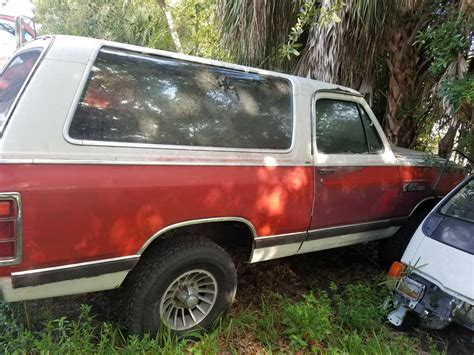 dodge ramcharger    automatic  sale