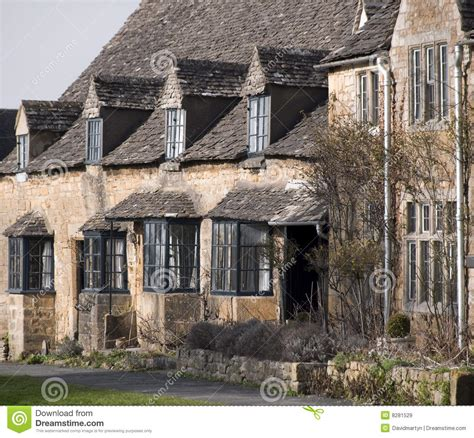 Cottages In Broadway by Cottages Broadway Royalty Free Stock Images Image 8281529
