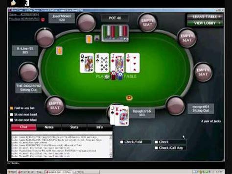 tutorial poker online master hold em poker online cash game strategy tutorial