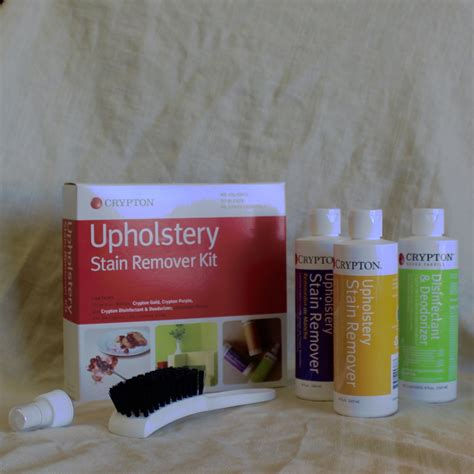 upholstery stain remover crypton upholstery stain remover kit
