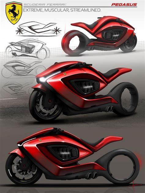 ferrari motorcycle ferrari motorcycle concept at http www mybikermatch com