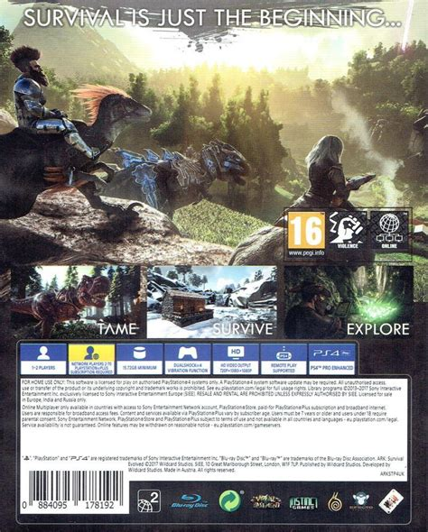 Ps4 Gift Card Nz - ark survival evolved ps4 ggstore co nz