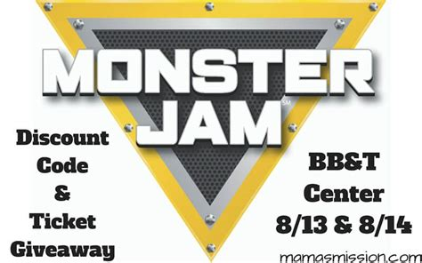 truck jam discount code jam discount code and family 4 pack ticket giveaway