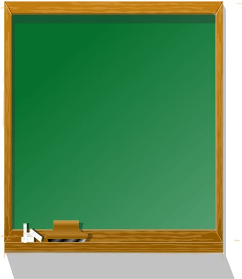 Chalkboard Clipart chalkboard clip at clker vector clip royalty free domain