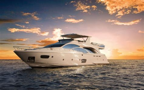 miami boat show azimut azimut 95 luxury yacht at the miami international boat