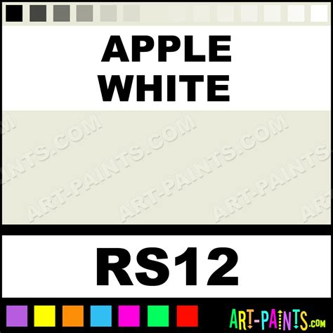 apple white radiator shades metal paints and metallic paints rs12 apple white paint apple