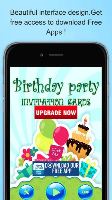 app to make birthday cards the best birthday invitation and greeting cards