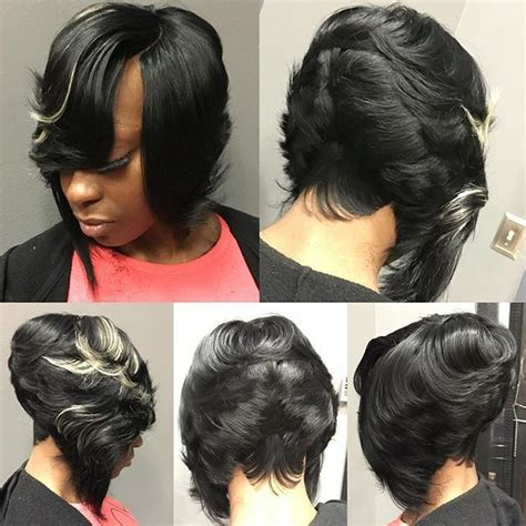 short bob quick weave hairstyles this ideas can make your hair look 25 best ideas about 27 piece hairstyles on pinterest