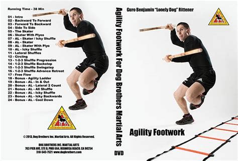 Dos Triques Formula For Brothers Martial Arts agility footwork