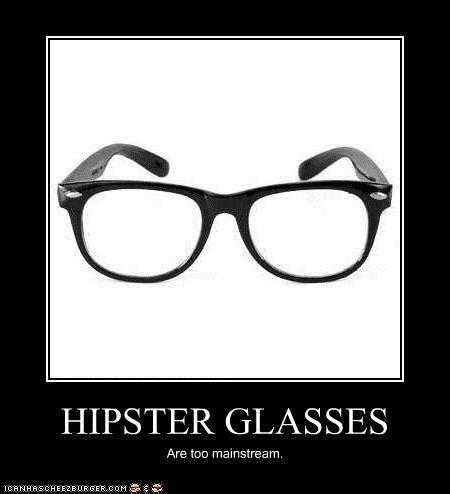Black Glasses Meme - image 164416 hipster glasses know your meme