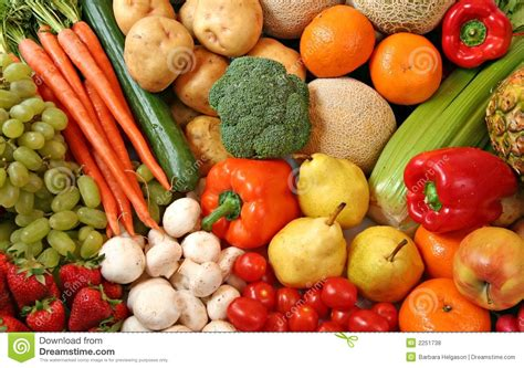 s w vegetables fruit and vegetable variety stock photo image 2251738