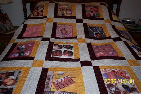 Graduation Quilts by Another Graduation Memory Quilt Graduation