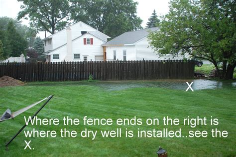 how to fix drainage problem in backyard backyard flooding drainage outdoor furniture design and