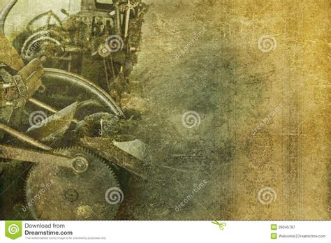 old machine writing royalty free stock images image 33200379 old machinery vintage background royalty free stock