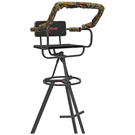 Tripod Standing L X Stand Express 13 Portable Tripod Deer Stand 663964