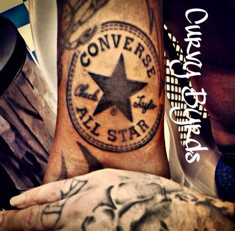converse tattoo converse tattoos converse and
