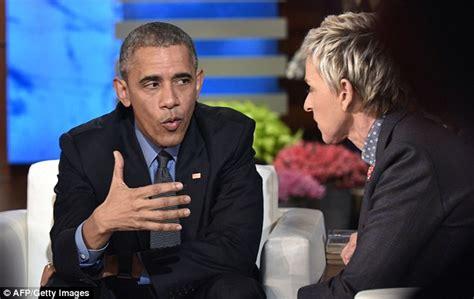 ellen degeneres upcoming shows barack obama jets into la to sit down with ellen degeneres