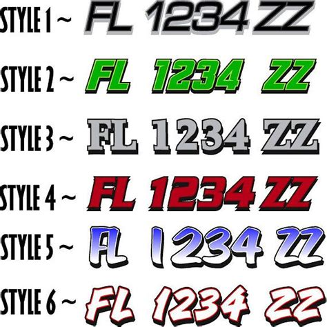 fishing boat registration numbers uk the 25 best boat decals ideas on pinterest boating fun