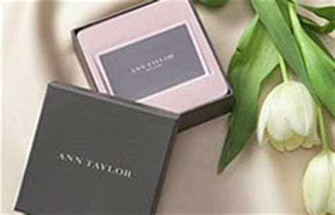 Can You Use Loft Gift Card At Ann Taylor - ann taylor