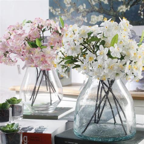 Artificial Cherry Blossom Silk Small Flower Bridal
