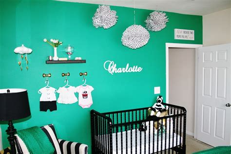 kate spade room kate spade inspired emerald nursery project nursery