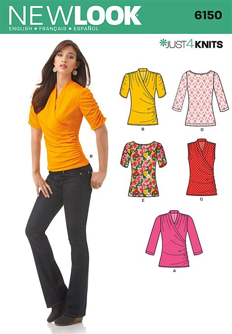 pattern review best patterns 2014 new look 6150 misses top