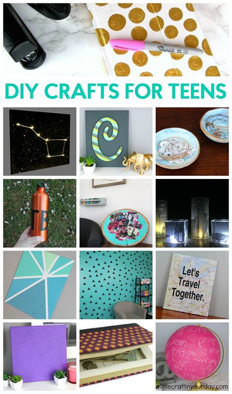 diy projects for teens diy crafts for teens a little craft in your daya little