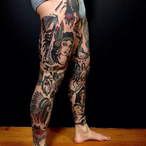 traditional leg tattoos 25 best ideas about small traditional on
