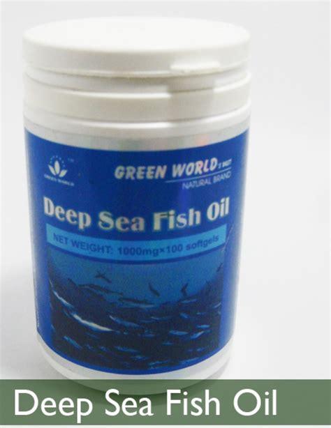 Minyak Ikan Sea Fish cara mengatasi lemak di jantung secara alami