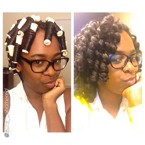 perm rod heat free curls by healthyhairj72 17 best images about curls coils and kinks on pinterest