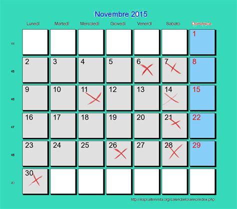 Calendario 8 Novembre 2015 Gruppi Di Lettura Libreria Controvento Pagina 2
