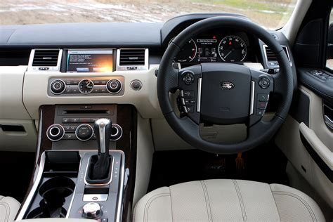 range rover sport interior land rover range rover sport estate review 2005 2013