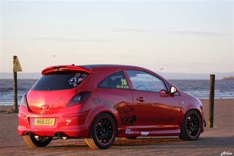 Vauxhall Corsa D (VXR) Polycarbonate Front Door Windows (pair) ACW Motorsport Plastics