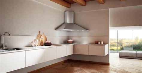 cappa cucina ad angolo solaris cappa angolare faber spa
