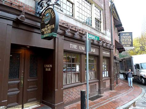 oyster house freedom trail historic boston restaurant guide map steve s travel guide