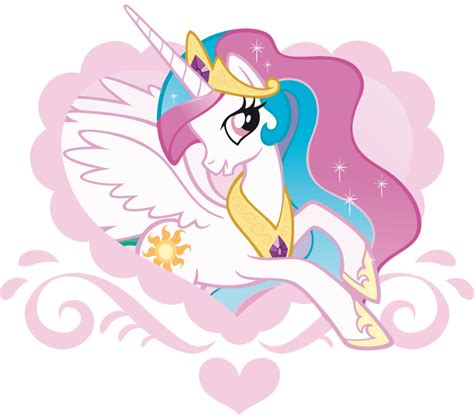 My Little Pony Friendship Is Magic A Picture Of Princess Celestia